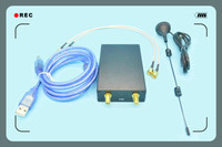Анализатор спектра генератор сигналов метр тестер USB 2,4 г 5 5,8 Sweeper