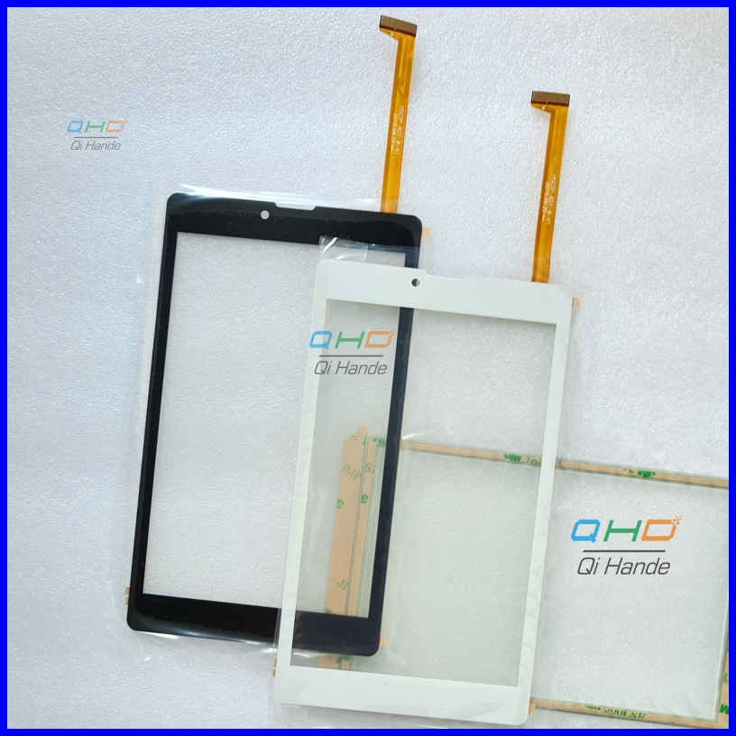 1pcs/lot 2pcs/lot New Touch Screen For 7'' inch IRBIS TZ791 Tablet PC Touch panel digitizer sensor replacement parts 2pcs lot ncp81101bmntxg ncp81101b 81101b