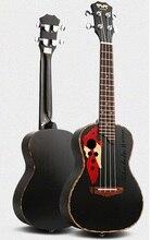 23 Ukulele Zebra Wood Concert Strings Guitars Brands Small Acoustic Guitar Mini Ukelele Handcraft Hawaii Musical