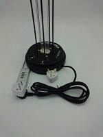 Portable Max 36 Watt UV C Germicidal Ultraviolet Light Unit, UVC Light Air Purifier System, Hvac Air Purifier