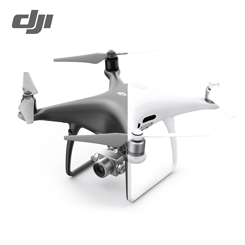 DJI Phantom 4 Pro / plus White and Obsidian Drone with 4K ...