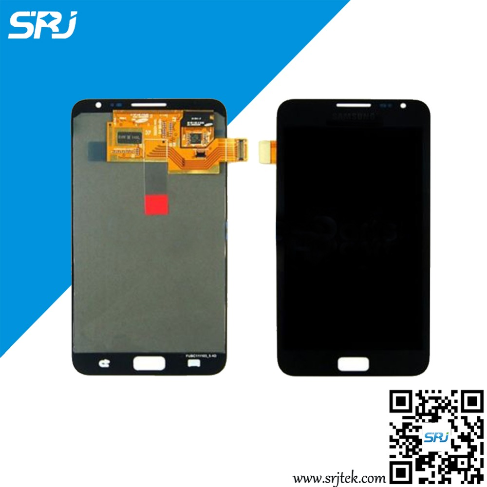 ФОТО 100% Test 5.3'' For Samsung Galaxy Note N7000 LCD Display Monitor Touch Screen Digitizer Glass Sensor Assembly Replacement Parts