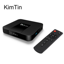 2017 KimTin Android 7.1 TV Box Ram 2G 1G Rom 16G Amlogic S905W Quad Core Media Player LAN WiFi DLNA Airplay KODI UHD 4 Karat miracast