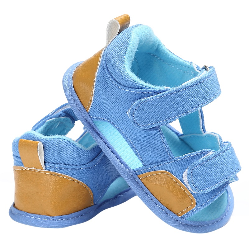 New Baby Girls Boy Summer Soft Toddler First Walkers Shoes Moccasins Fashion Casual Cotton Bottom Anti-Slip Footwear