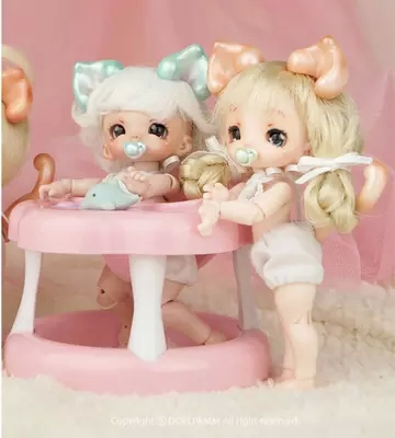 ФОТО stenzhorn(stenzhorn) Free dollpamm BeBe MIN-TO (Basic set)