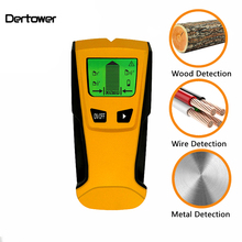 цены на 3 In1 Pinpointer Metal Detectors Stud Center Finder Search Metal AC Live Wire Detector Wall Scanner Gold Finder Electric Box  в интернет-магазинах