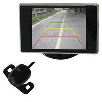 HOT Vision Reversing Backup Camera And 3 5 Inch TFT LCD Car Rear View Monitor Parking