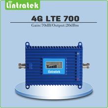 4G Signal Booster gain70dB 4G LTE 700Mhz Signal Booster Repeater B13 700 LTE mobile signal repeater
