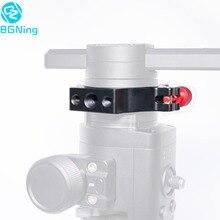 Стабилизатор расширение зажим кольцо адаптер монтажный монитор Mic светодиодный светильник для DJI Ronin S Gimbal SLR камера аксессуары для фотографии