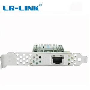 Image 5 - LR LINK 6801BT 10 ギガバイト Nic カードイーサネットネットワークカードの Pci Express X8 ネットワークアダプタ Lan カードサーバインテル 82599