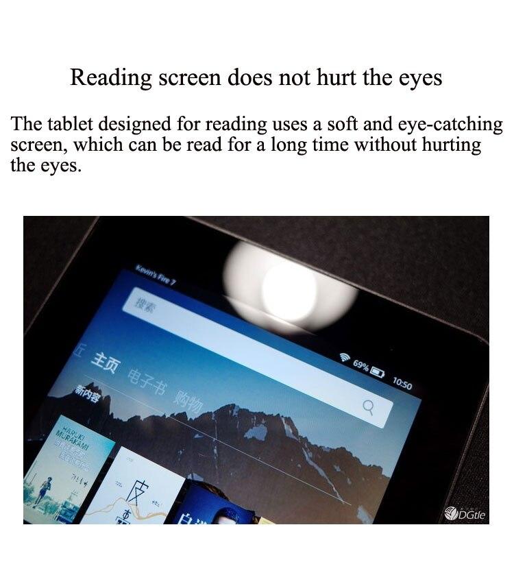 Nouveau 7 pouces Kindle Fire 7 tablette 8G e livre lecteur électronique livre tablette PC ereader écran tactile tablette - 3