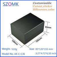 4 Pieces A Lot Enclosure Aluminium Box 83 120 155mm 3 27 1 72 6 1inch