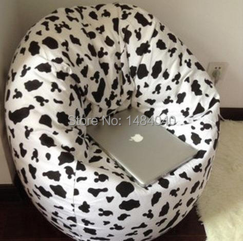 bean bag Cows tatami floor bean bag sofa bean bag sofa single computer chair beanbagsofa ...