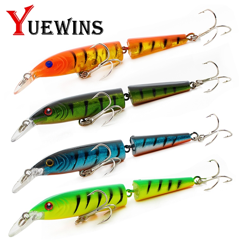 2B Pack of 10 Lures Kamikaze Hard Body Series