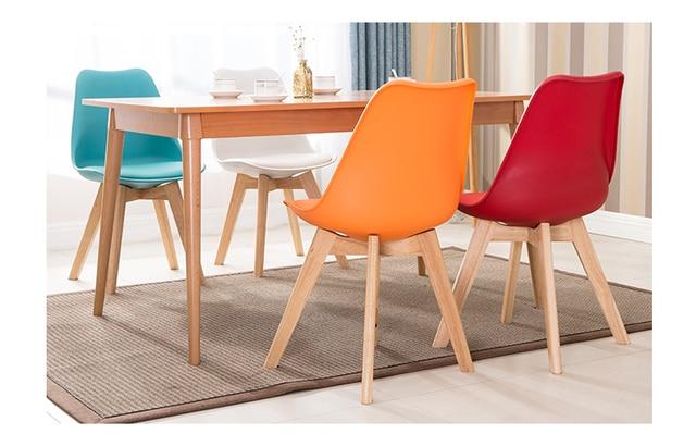Salle de réunion de bureau chaise café maison maison tabouret bois