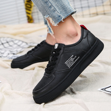 Mens Shoes New Breathable White Korean Version of Fashion Casual Personality Students Skateboard  5