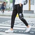 Marca de moda Para Hombre Joggers Pantalones de Harén Más El Tamaño M-5XL 2017 Muchachos Ocasionales de Los Hombres Masculinos Pantalones Deportivos Pantalones