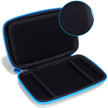 Nintendo 3×1: storage case + screen protective Film + stylus