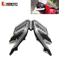KEMiMOTO New For DUCATI 1199 899 1299 959 Panigale R S ABS High Quality Ultra Bright LED Taillight Tail Light 2012 2016