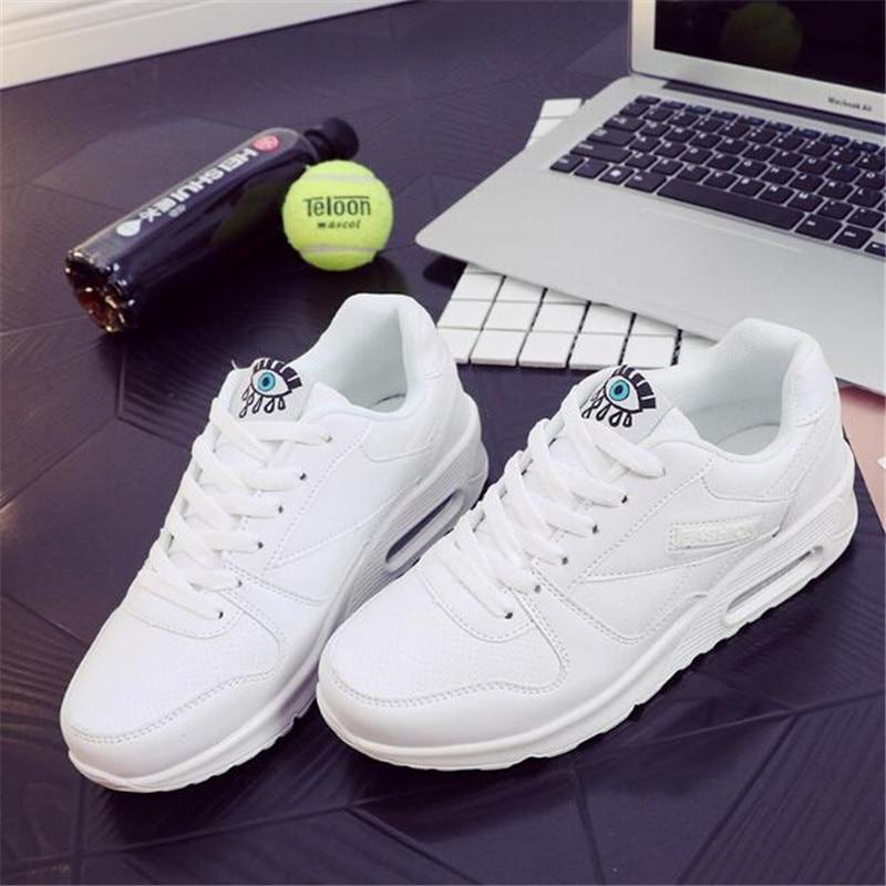 Zapatos deportivos femeninos zapatillas de malla transpirable para - Zapatillas - foto 4