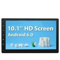10.1 inch Android 6.0 3G Wifi Car radio GPS Navigation 2 din Car Stereo Radio Car GPS Bluetooth USB/SD OBD Universal Player