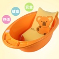 Banheira de bebê banheira do bebê espessamento criança grande banheira bacia de banho recém-nascidos plus size