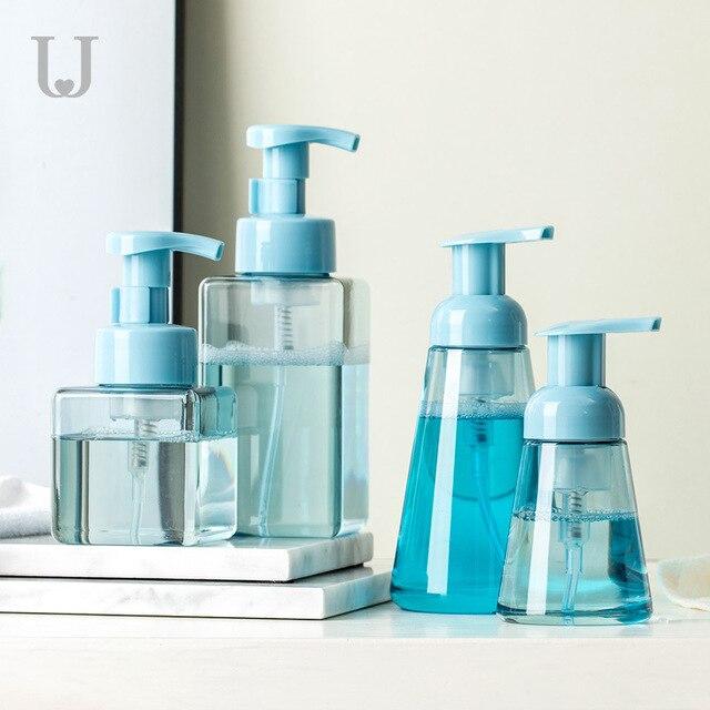 Youpin Jordan&Judy Foaming Bottle Press type Sub bottle shampoo hand soap Facial cleanser recycle Bubbler Foaming Bottle