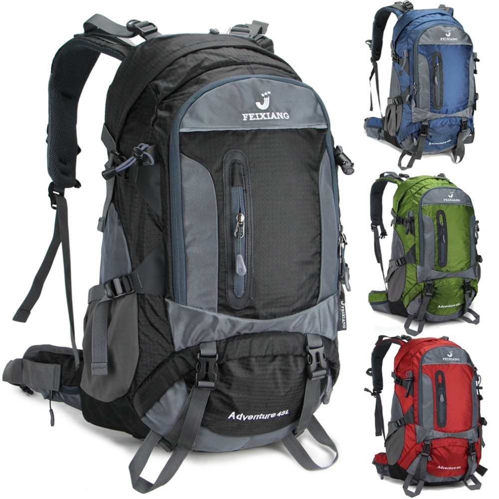 Aliexpress.com : Buy Outdoor Sport 50L Waterproof Travel Hiking ...