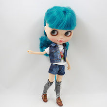 Neo Blythe Doll Outfit With Socks