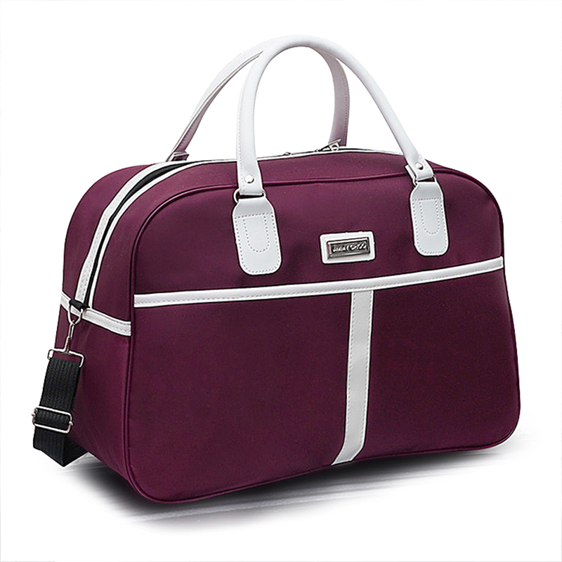 Oxford Women Travel Bags Waterproof Large Capacity Fashion Handbag Female Duffle Bag T734 Weekend Travel Bag For Women