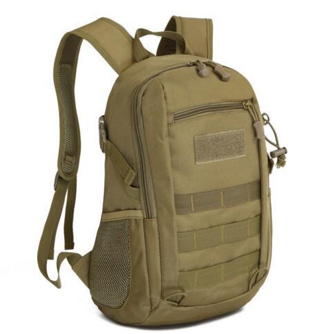Pria Tas Luar Tahan Air Militer Ransel Rucksack Bag Taktik Ransel - Tas olahraga