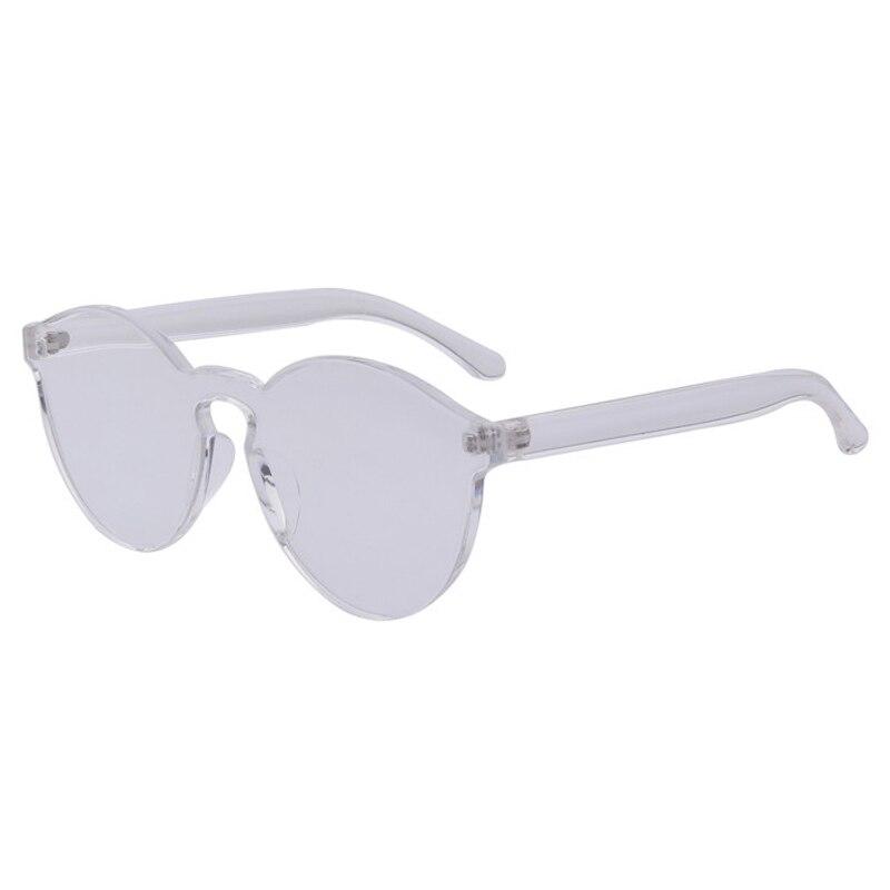 HTB1X7YXOVXXXXcBapXXq6xXFXXX4 - Fashion Women Flat Sunglasses Luxury Brand Designer Sun glasses Integrated Eyewear Candy Color UV400 de sol feminino