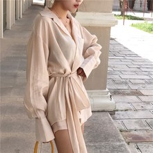 Summer Women Pant Suits Casual Solid Color Office Lady Set Shorts Korean Version New Loose Suit