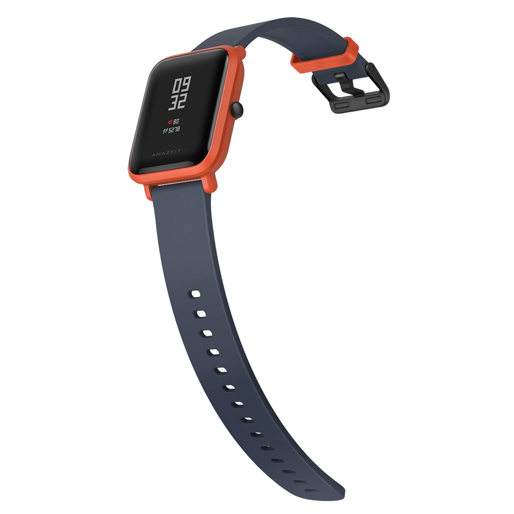 HUAMI AMAZFIT BIP SMART WATCH GPS SMARTWATCH WEARABLE DEVICES SMART WATCH SMART ELECTRONICS FOR XIAOMI PHONE IOS 41