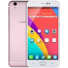 AMIGOO R9 Max Android 5.1 Mobile Phone 6.0 Inch 3G MTK6580 1.3GHz Quad Core Smartphone 1GB+8GB Dual Cameras A-GPS Cellphone