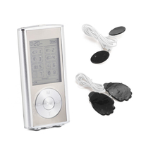 TENS Unit 8 Modes Body Digital Impulse Massager Digital Meridian Therapy Acupuncture Muscle Relax Pain Relief