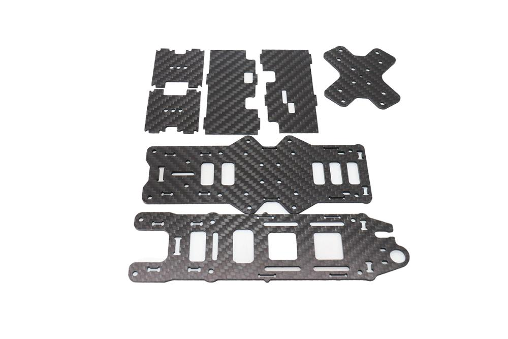 TCMM FPV Drone Frame X220S Accessories Kit FPV Racer Spare Part for RC Racing Drone Accessories Accs(China)