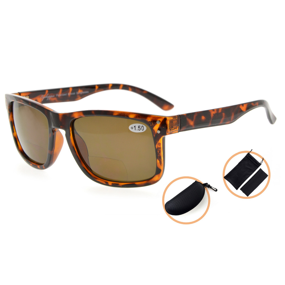 46b7764630 S031PGSG Eyekepper Polycarbonate Polarized Bifocal Sunglasses Men Women  +150 +200 +250 +300-in Reading Glasses from Apparel Accessories on  Aliexpress.com ...