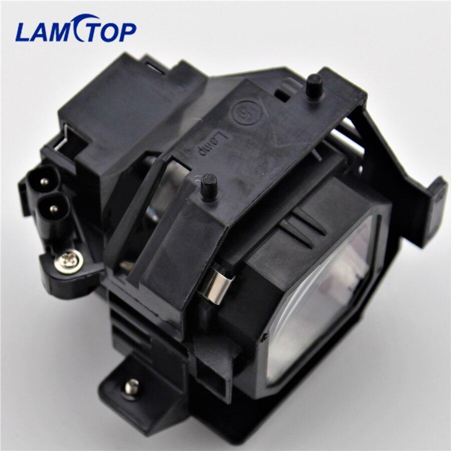 Бесплатная доставка lamtop ELPLP31/V13H010L31 Замена Совместимость лампы с корпусом EMP 830/EMP835