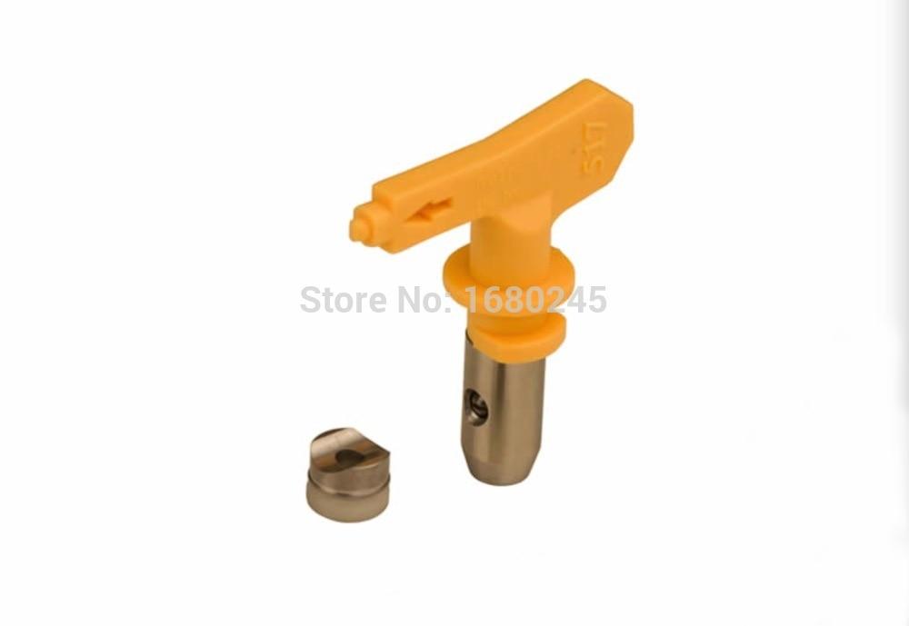 Punta di spruzzo reversibile Wager 517/519, compatibile per pistola a - Accessori per elettroutensili - Fotografia 2