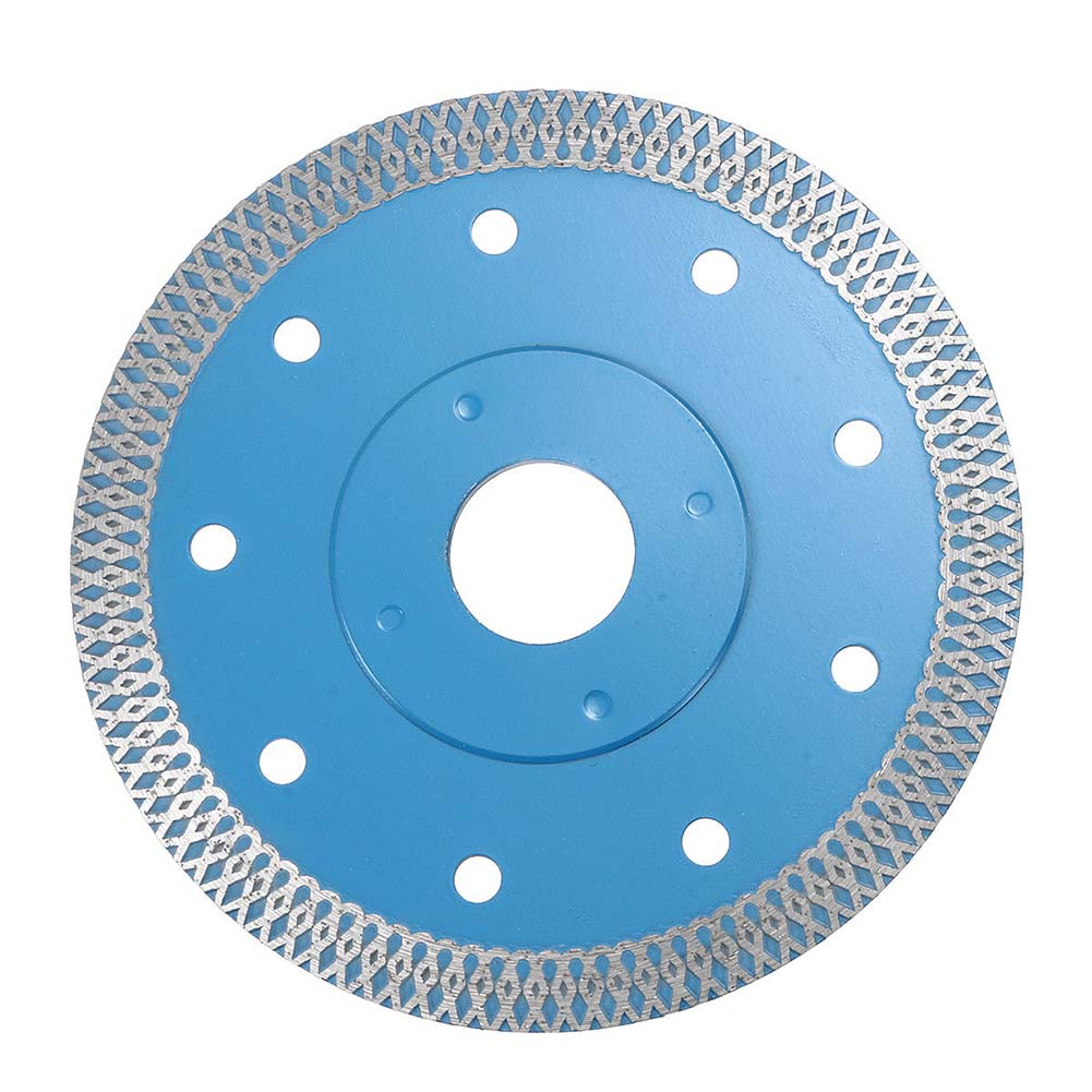 Image 4 - 115/125mm Diamond Cutting Grinder Thin Wet Dry Wheel grinder  Disc for grinders Porcelain Tile Marble Stone LB88-in Abrasive Tools from Tools