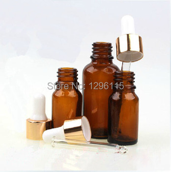 100pcs 30ml Glass Eye Dropper Bottles / Vials Essential Oil Bottles cosmetic containers points bottling