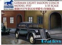 Bronco MODEL CB35054 1/35 WWII Civilian 1937 German Opel Olympia Car