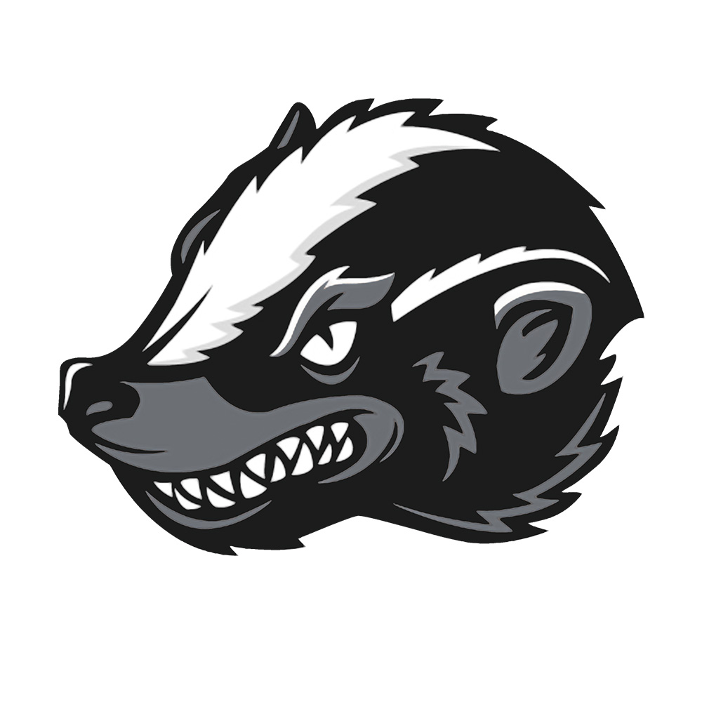 New Removable & Reusable Stickers Car Stickers Head of Honey Badger Home Car Animal Stickers and Decals Car Styling Accessories Car Stickers    - AliExpress