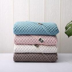 Bawełna dla dorosłych para duży ręcznik kąpielowy wygodny miękki i szybki chłonny ręcznik delikatny i elastyczny
