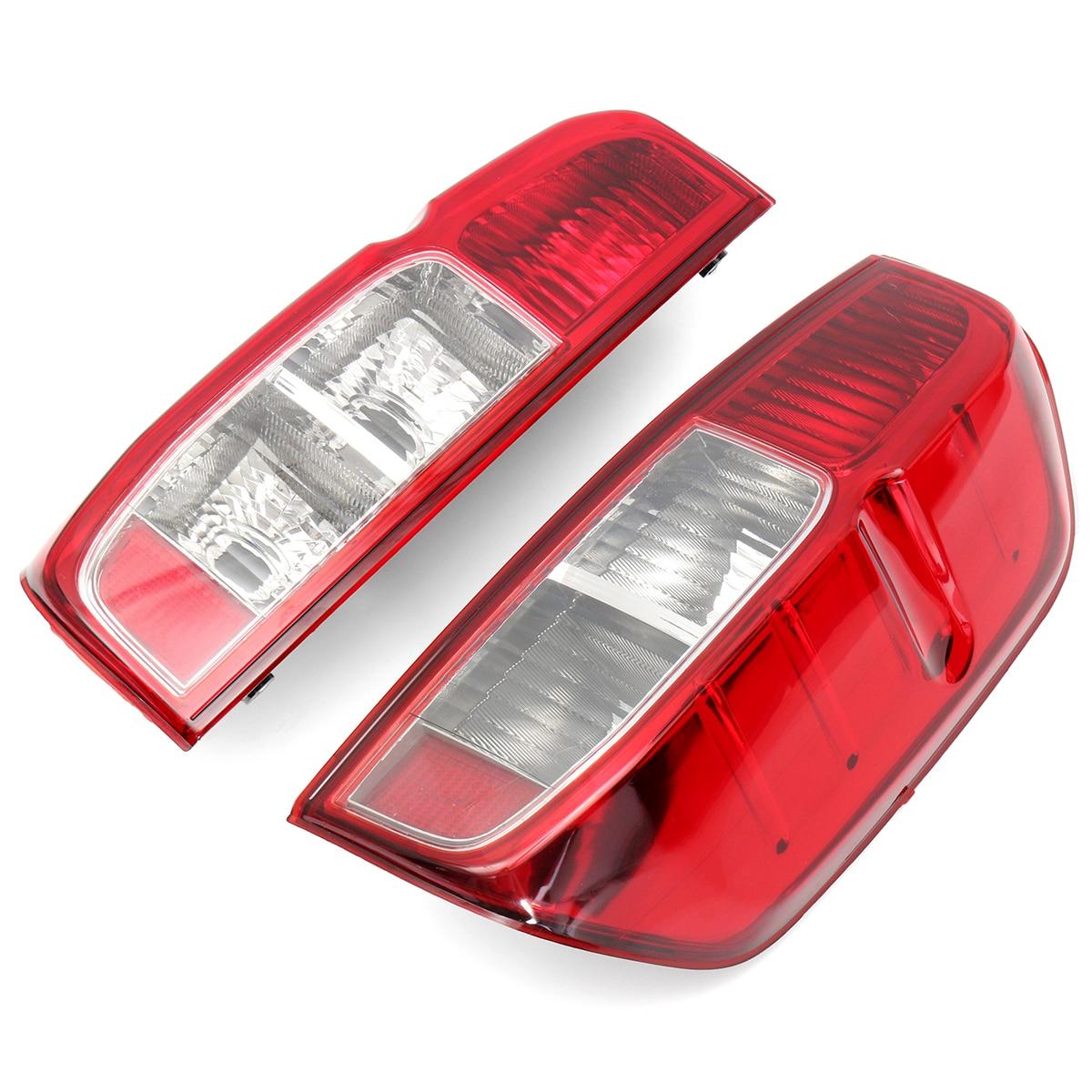 1 pc GAUCHE/DROITE Arrière feu arrière Conducteur Passager Côté Lampe Pour Nissan NAVARA D40 2005-2015