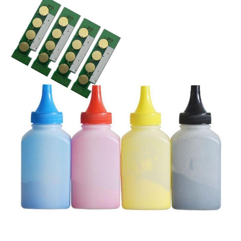 Prix pour Laser produits De Toner Kit de Recharge + Chips CLT-406S Pour Samsung 406 CLT406 CLP360 CLP-360 CLP365 CLP-365 CLX3305 CLX-3305