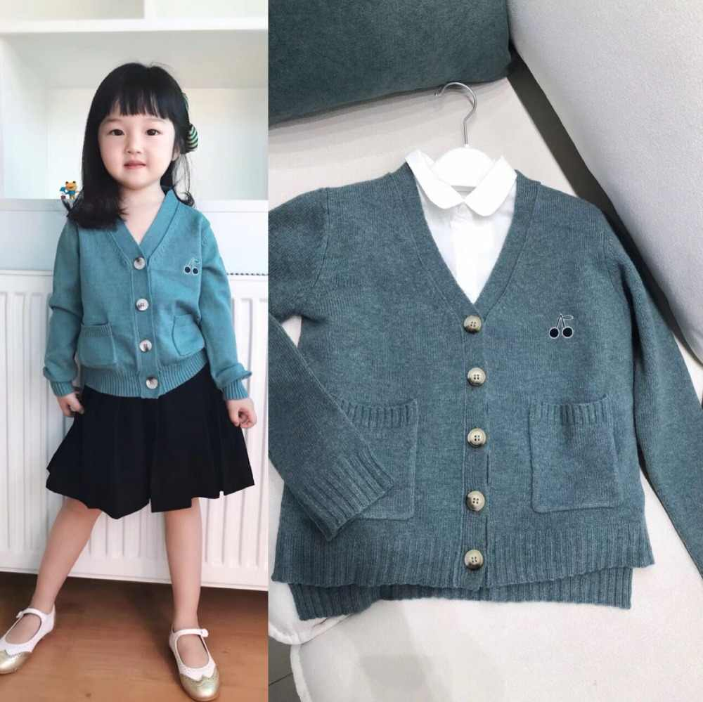 6de1ba9f4 Detail Feedback Questions about 2018 New Autumn Clothing Set Solid ...