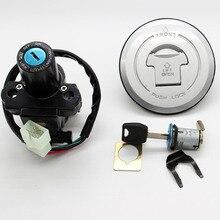 12V Motorcycle Switch Ignition Key for Honda FMX 650 2005-2006 CB250 2005 2006