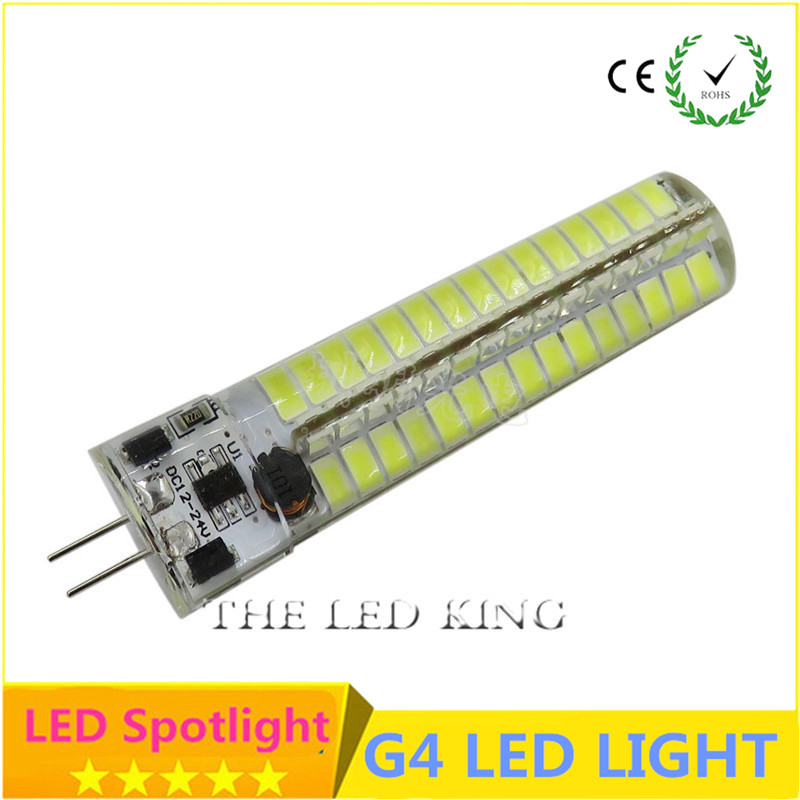 Led Bulbs & Tubes 3w 5w 9w 12w 15w 21w Smd3014 G4 Led Lamp Dc 12v/ Ac 220v Silicone Bulb 24/32/48/64/104 152leds Replace 10w 30w 50w Halogen Light To Rank First Among Similar Products